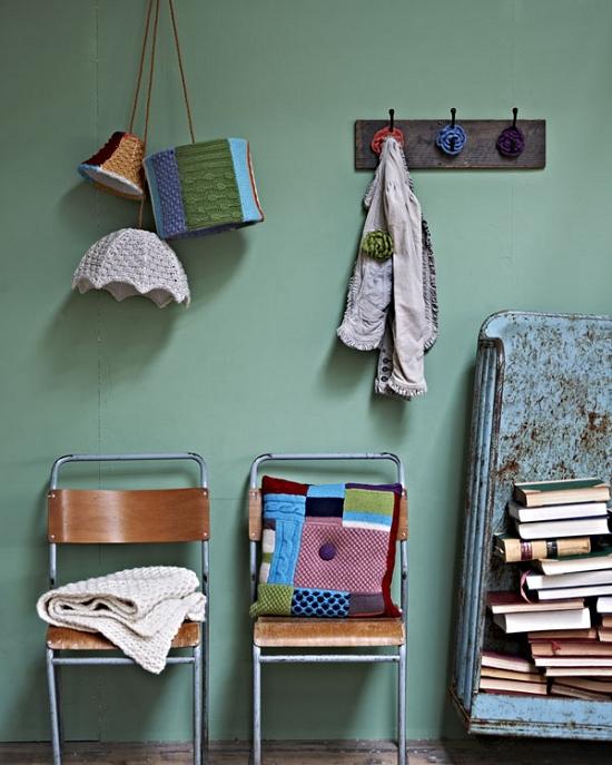 手工编织家具成时尚趋势图片