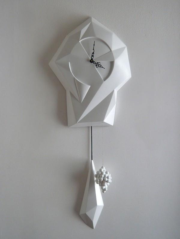 艺术 设计 cucoo/现代怀旧感布谷钟