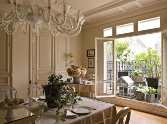 经典法式餐厅设计案例图片
