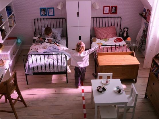 多人儿童房设计方案(1)