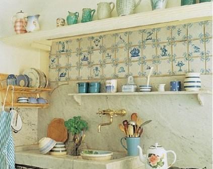 神奇收纳 厨房也能如此美(1)