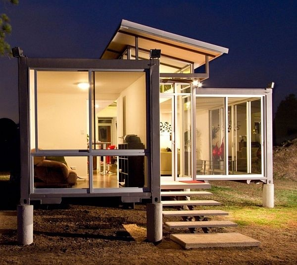 生活大转变 集装箱房屋设计赏析(1)
