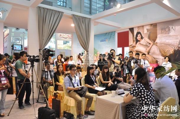北京/罗莱家纺3月亮相北京国际礼品展