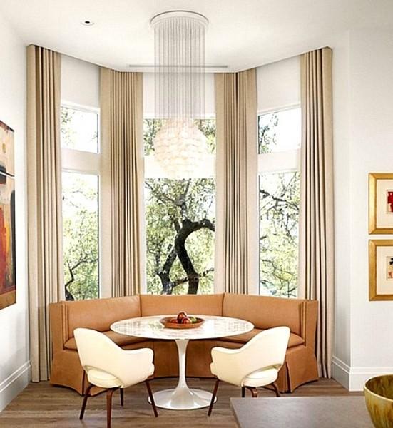窗里风景窗外花 实用飘窗设计(1)