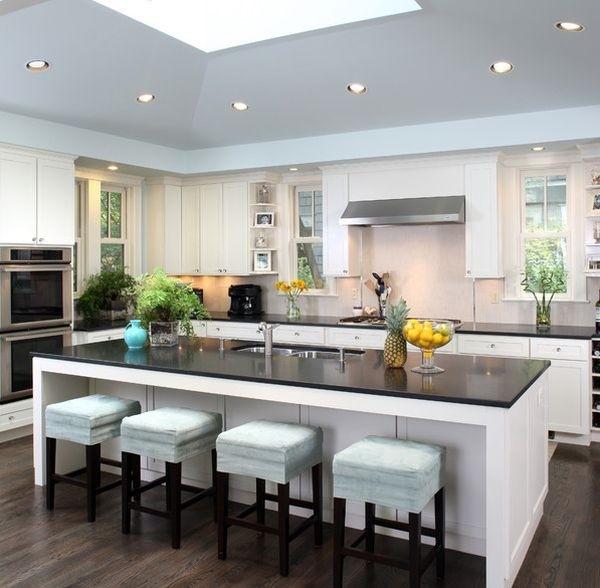 开放式烹饪空间 餐桌与厨房相连(2)