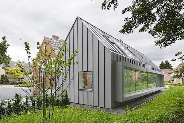 荷兰创意牙科诊所建筑设计