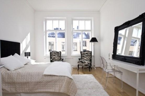 北欧风格卧室设计图片