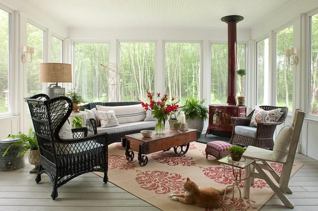 设计师夫妇的美式风格乡村度假豪宅