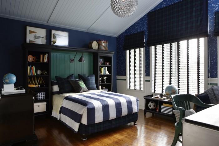 孩子的專屬空間 男生房間裝修(2)