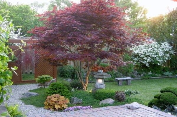 禅的自然 日式庭院设计(1)