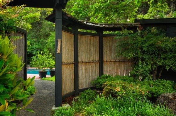 禅的自然 日式庭院设计(2)图片