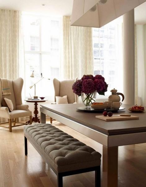 休闲与轻奢华 纽约dumais interior design