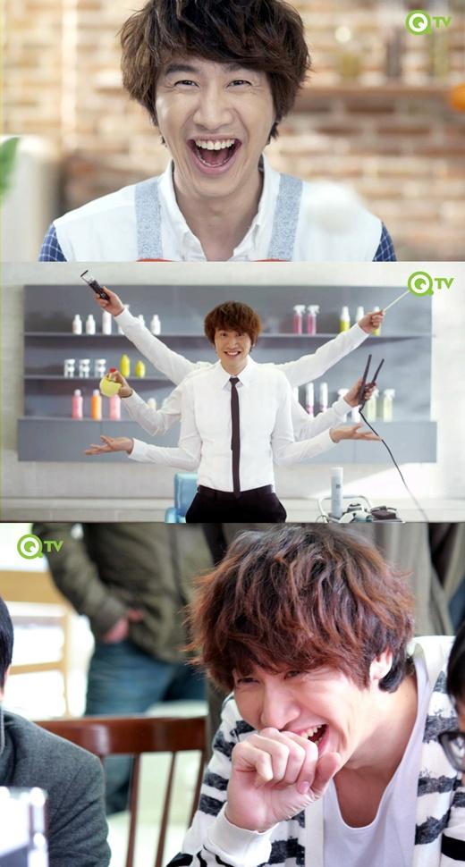李光洙/通过综艺节目《Running Man》在海内外备受热捧的李光洙被选为...