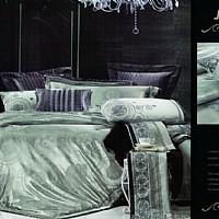 登喜鸟家纺北欧风情-银灰产品图片展示