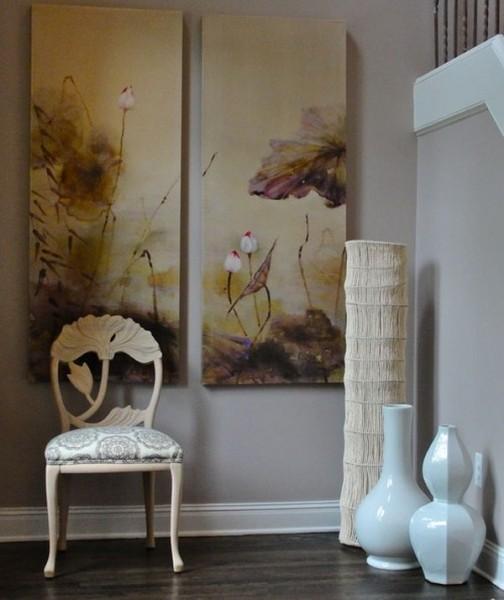 优雅落地花瓶 装点现代家居 2