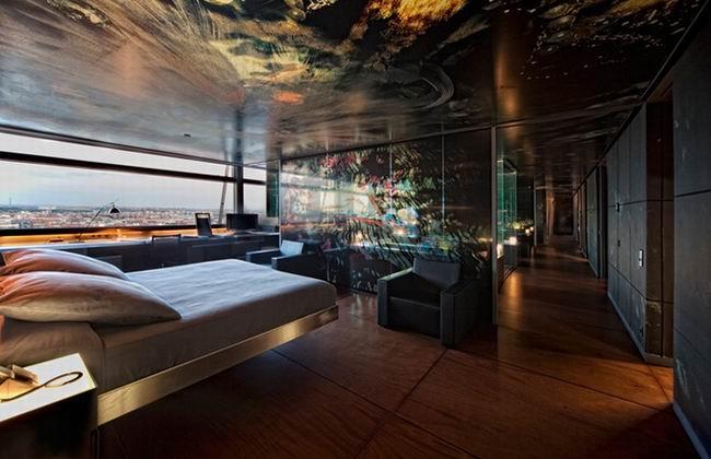 设计 马德里/马德里 Silken Puerta América 酒店