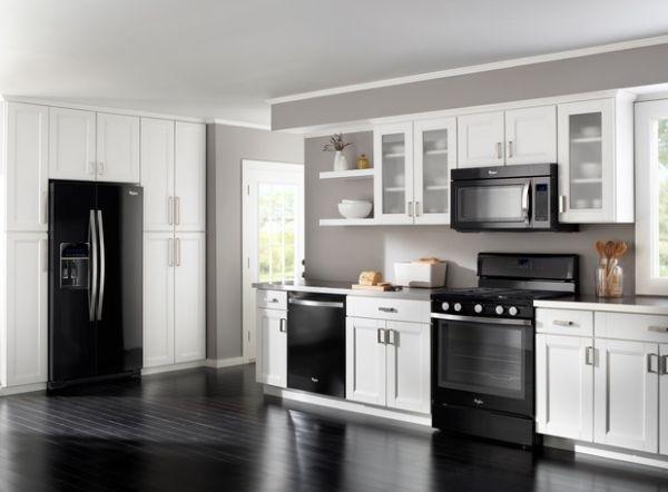 厨房收纳法宝 厨房橱柜设计(3)