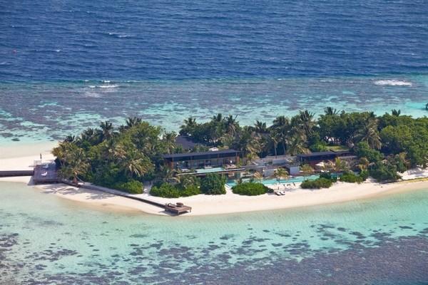 终极私密 马尔代夫岛屿度假酒店