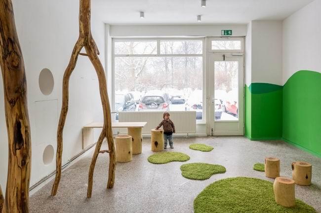 德国柏林幼儿园/baukind设计