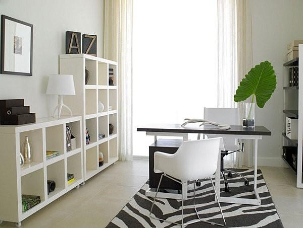 欧式办公室创意设计