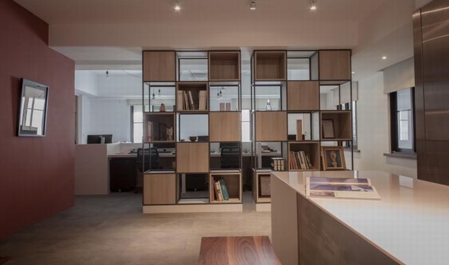 台湾高雄oliver室内设计办公室