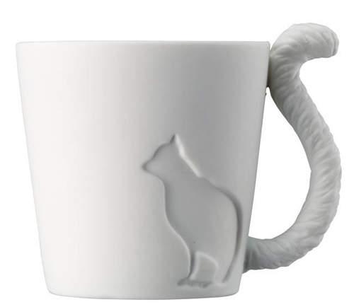 完全治愈系创意小动物马克杯