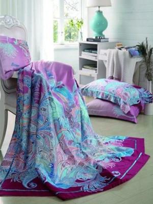 宝缦家纺:色彩与性格的时尚论调