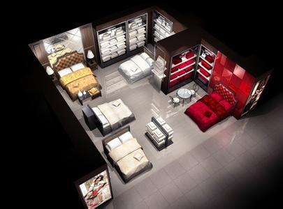 家纺专卖店如何选择一个有利的地址?
