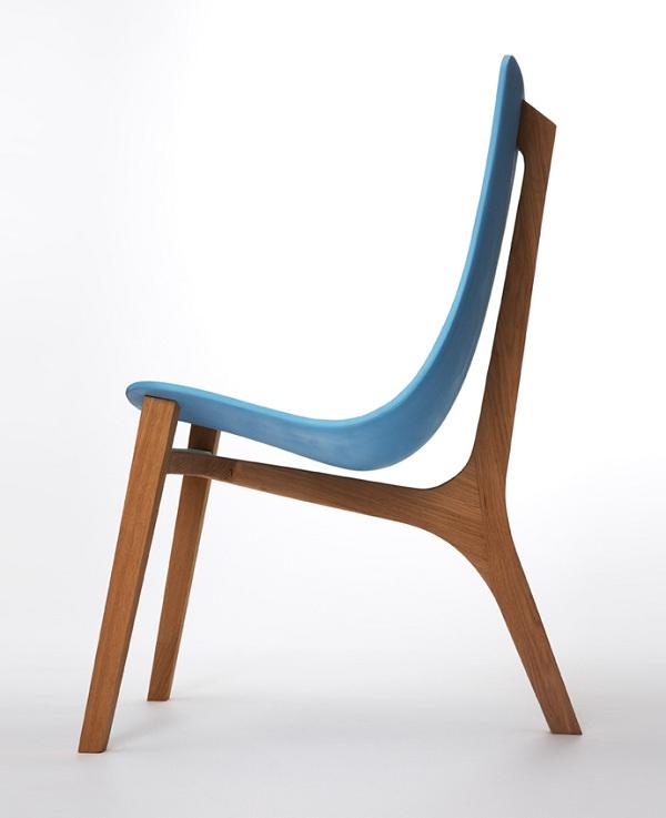 e木质坐椅设计