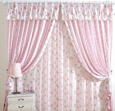 教你巧用窗帘掩饰房间不足
