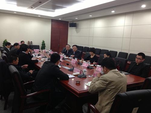 杨兆华赴海门、通州两大产业集群调研