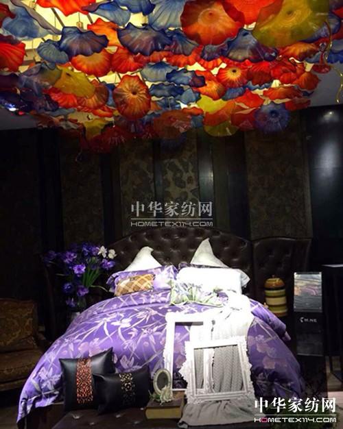 台州梦洁&寐家纺体验馆首开奢侈华丽之门