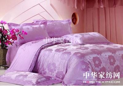 家纺床上用品选购常识
