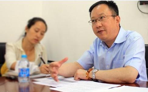 杨兆华:家纺展将迎来更加辉煌的二十年