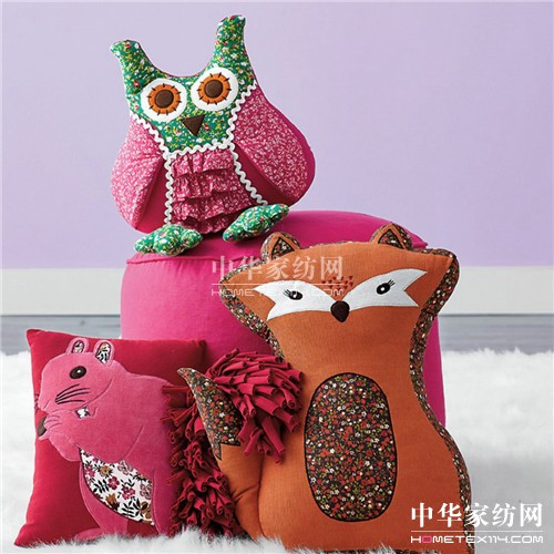 个性时尚的家纺款式