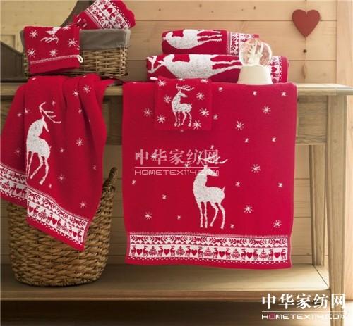 2014 秋冬家居用品设计画册展示之毛巾