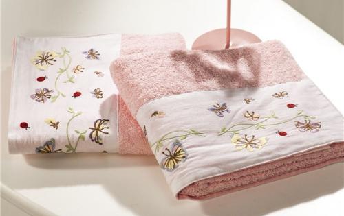 毛巾品牌English Home展现浓郁自然时尚气息