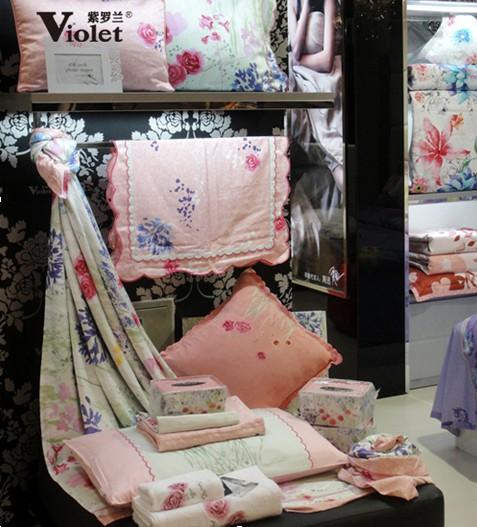 紫罗兰家纺:终端销售不可忽视的三大要素
