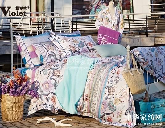 12星座春色浪漫床品,极致搭配完美卧室