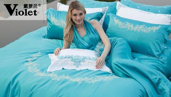 紫罗兰家纺,那些让夏日睡眠凉爽5℃的床品