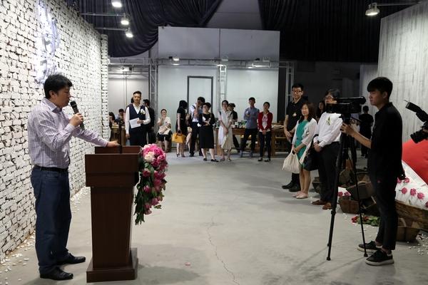初绽―遇见新我----FEELING品牌发布会于北京吉里国际艺术园区举行
