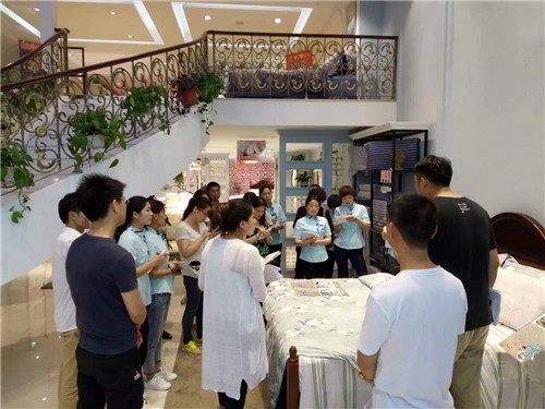 缦安顿家纺2016年秋冬新品推广营商周盛大开幕