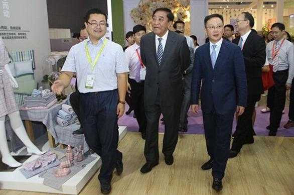 """""""推动""""变""""互动"""",2016中国国际家纺展就是这么靠谱!"""
