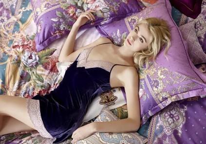 紫罗兰家纺:裸睡精品―那些让身体凉5℃的床品