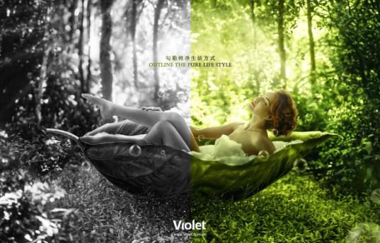 紫罗兰生机家纺:解密健康睡眠