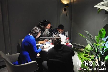 堂皇家纺2017春夏新品发布会优雅呈鉴