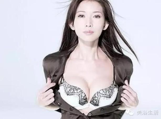 美浴生活:林志玲胸围86.36cm,得穿多大号的浴袍啊!
