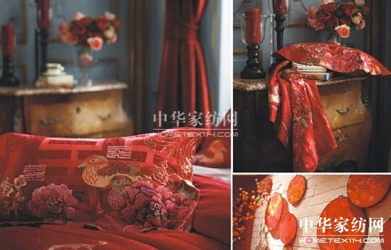 有一种红叫博洋家纺幸福红