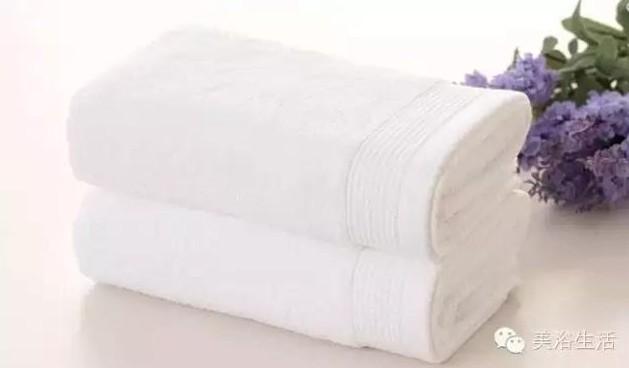 美浴生活:酒店的床单,毛巾、浴巾为什么都是白色的?