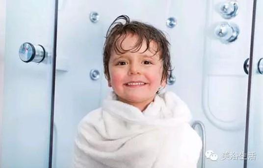 美浴生活:一条好浴巾,就带给你不言而喻的幸福!